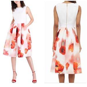 Ted Baker Dresses - NWT Ted Baker Poppy Bow Pleat Skirt Dress Size 0